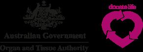 Donate Life - Organ and Tissue Authority logo