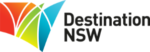 Destination NSW logo