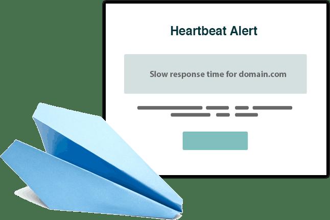 Heartbeat alert