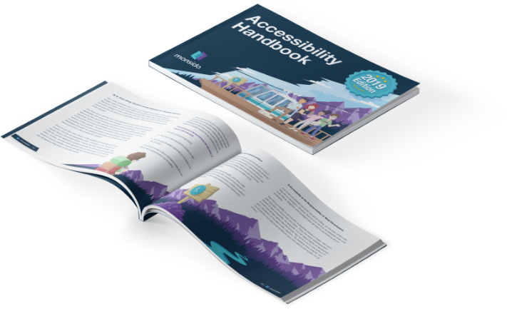 Monsido's Accessibility Handbook