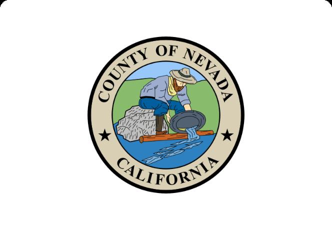 County of Nevada logo