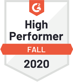 G2 High Performer Fall 2020