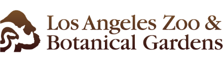 Los Angeles Zoo & Botanical Gardens logo