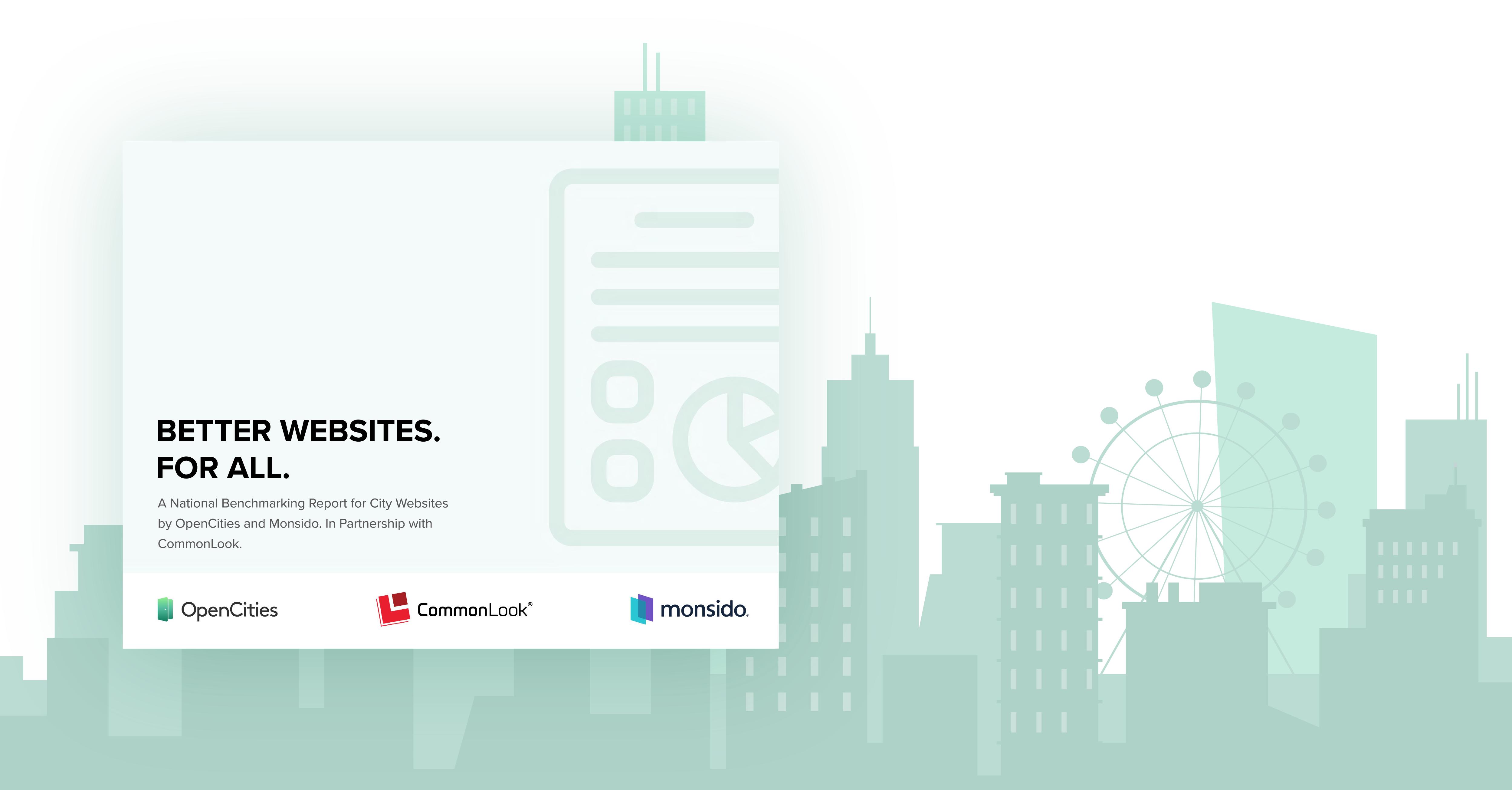 Benchmark report: Better Websites. For All.