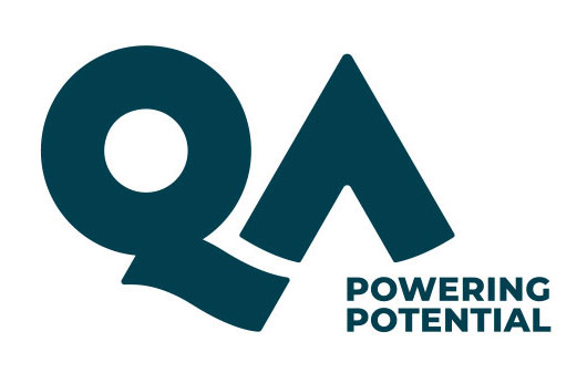 QA Higher Education logo