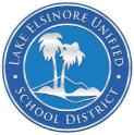 Lake Elsinore Unified School District logo