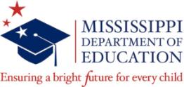 Mississippi Department of Education logo