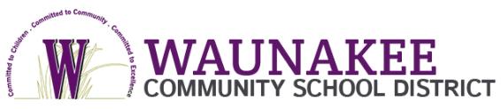Waunakee Community School District logo