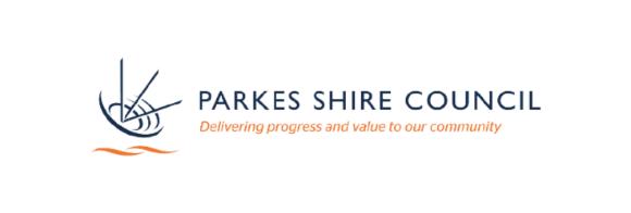 parkes shire council logo