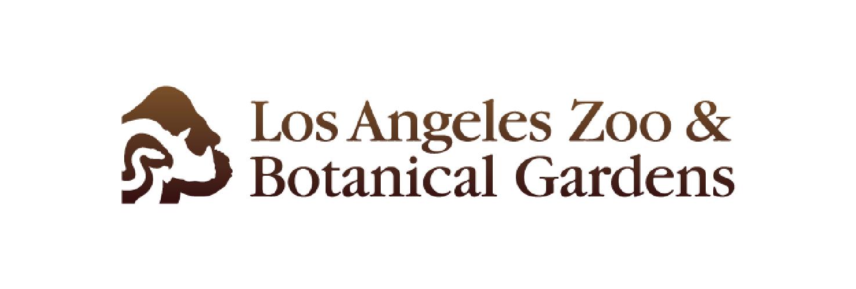 Los angeles zoo and botanical garden logo