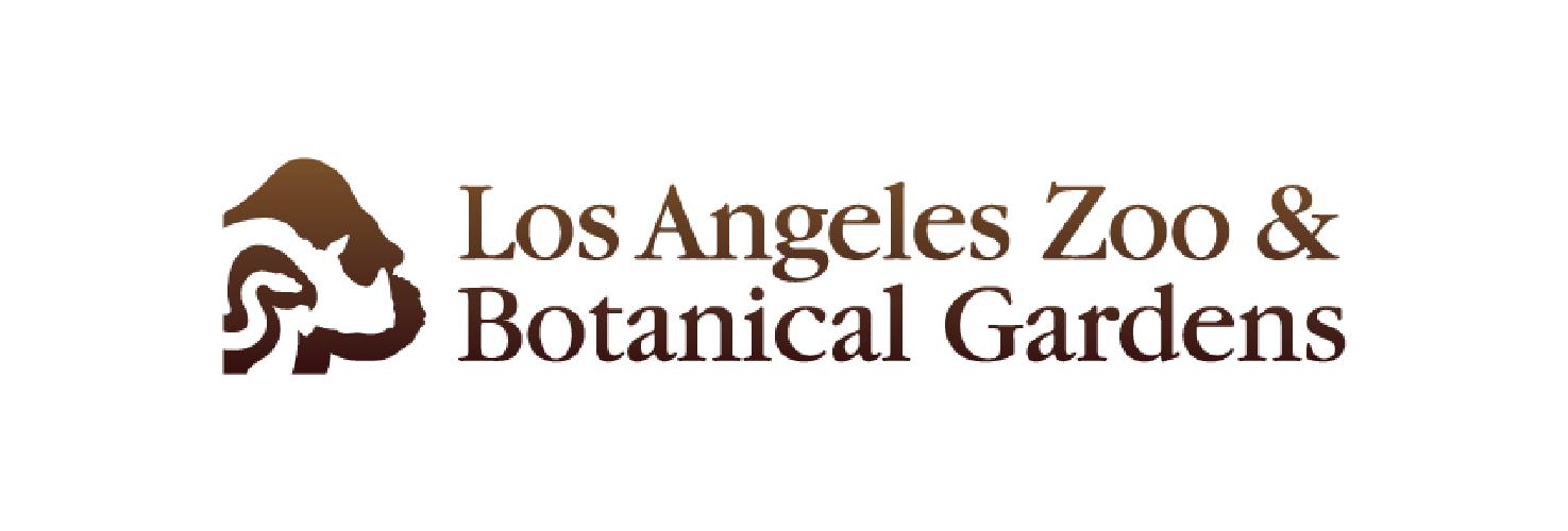 Los angeles zoo and botanical garden logo